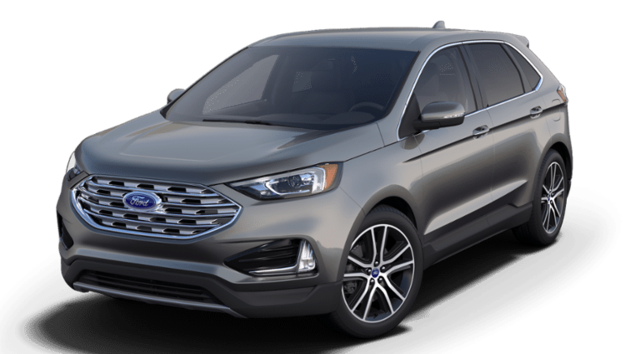 2019 Ford Edge Titanium Crossover for sale in Buckhannon, WV